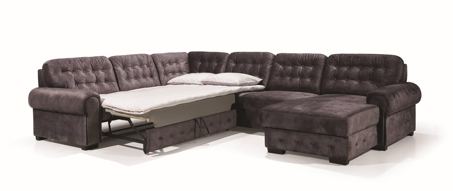 П-рекрасният, П-образен диван