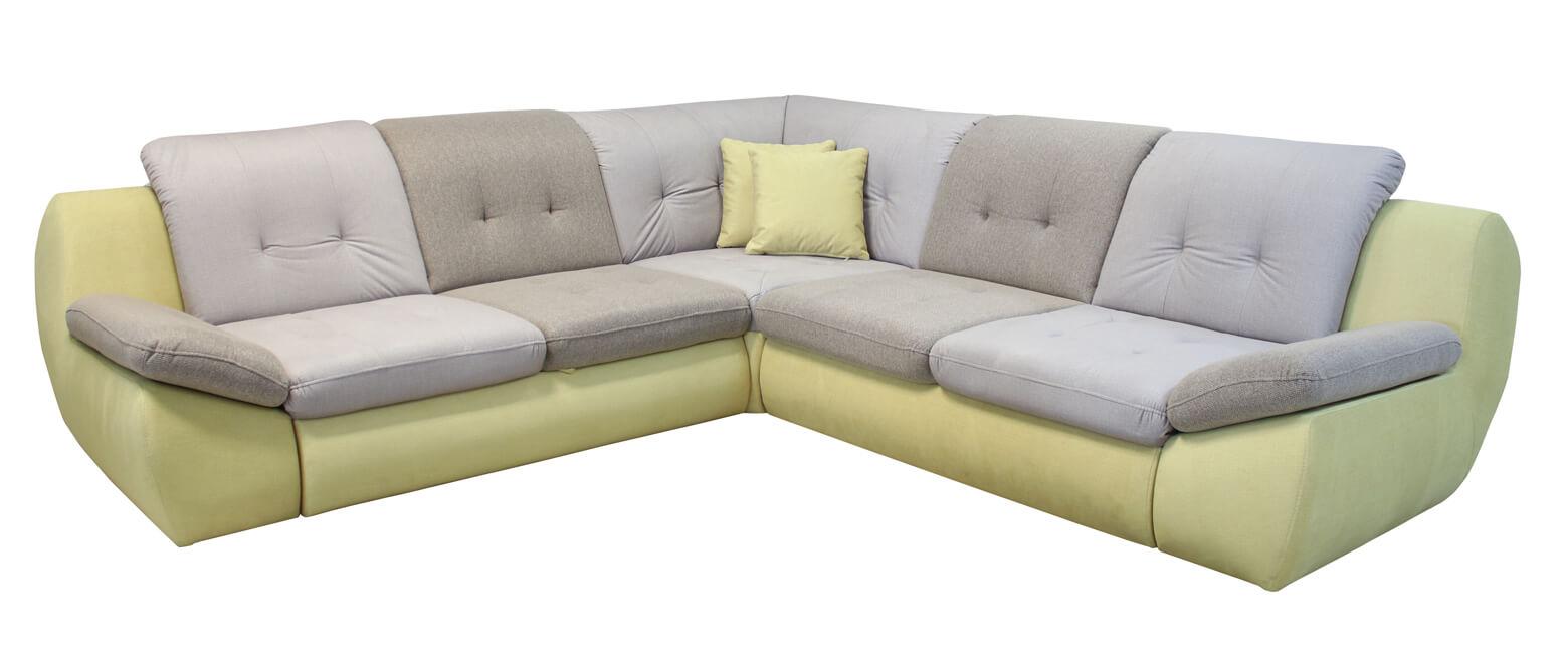 Ъглов диван